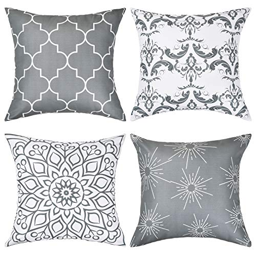 BLEUM CADE Throw Pillow Covers M...