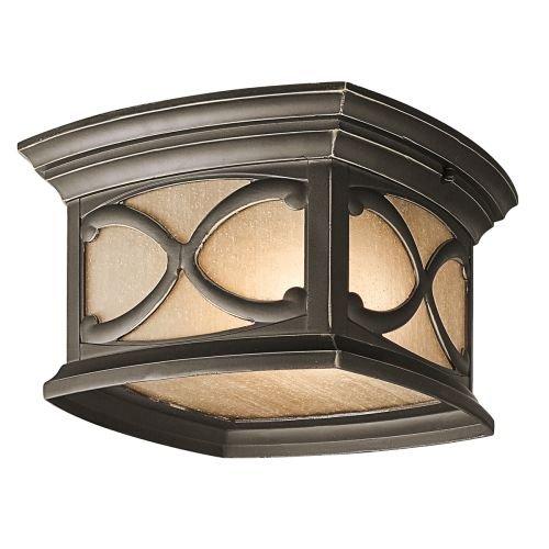Olde Bronze Deck Light - 1