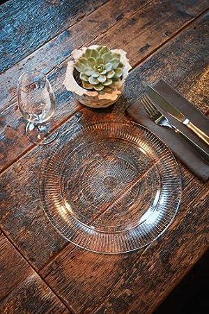 Mosako - Vaso de vino rojo colección Avant-Guarde Perfecto para la Casa Les Restaurants Les Fiches, Lavavajillas y Microondas (360 ml)
