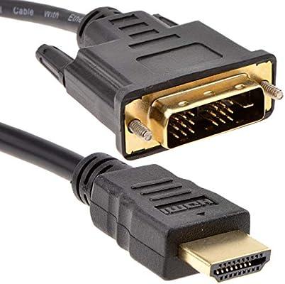 Pro Signal 18+1 DVI D A HDMI Vídeo Cable Ordenador Portátil o PC ...