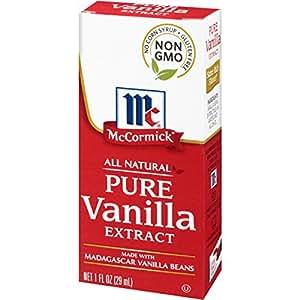 McCormick Pure Vanilla Extract, 1 fl oz