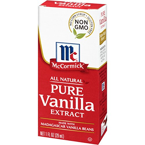 McCormick Pure Vanilla Extract, 1 fl (Apple Vanilla Sugar)