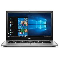 Dell Inspiron 17 5000 Series 5770 17.3 Full HD Laptop - 8th Gen Intel Core i7-8550U Processor up to 4.0 GHz, 32GB Memory, 1TB SSD, 4GB AMD Radeon 530 Graphics, Windows 10 Pro, Silver