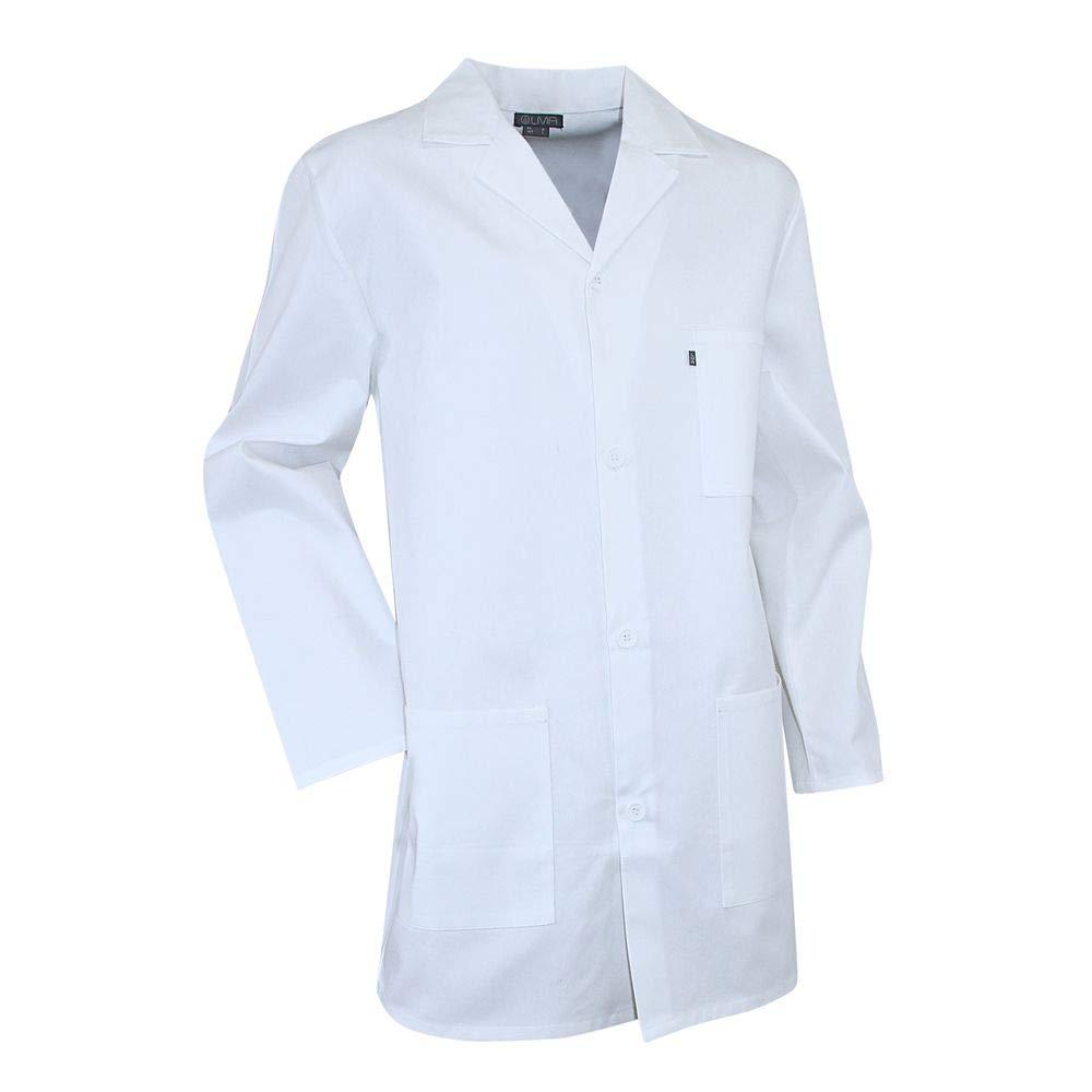Camice bianco per studenti di laboratorio, Pigmento LMA 7023