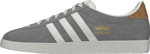 Adidas Gazelle OG, Scarpe da Ginnastica da Donna, Grigio (Gris), 40.5  Amazon