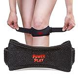 Patella Knee Strap with Bonus Pain Relief Ebook