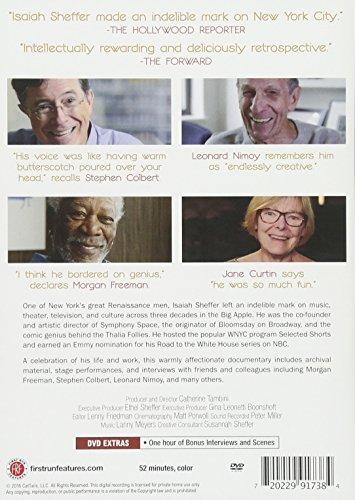 DVD : Art and Heart: The World of Isaiah Sheffer (Widescreen)
