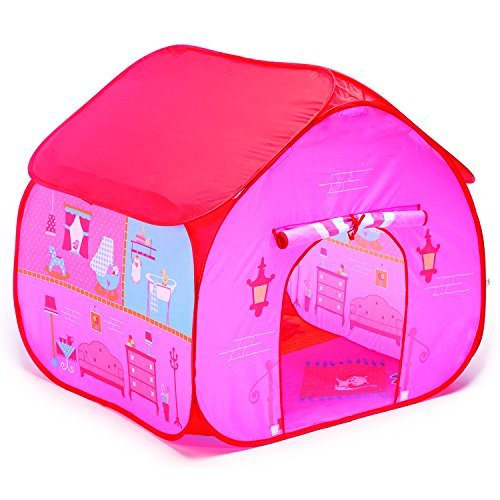 Fun2Give Pop-It-Up Dollhouse Tent with House Playmat Playhouse by Fun2Give