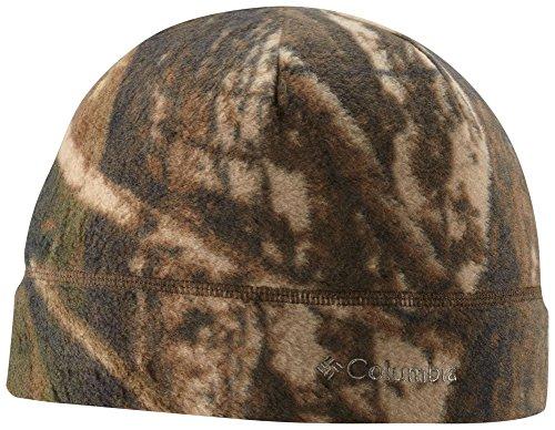 Columbia Big Boys' Youth Fast Trek Hat, Timberwolf Camo, Sma