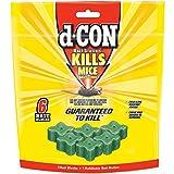 Best Mouse Poisons - d-CON Corner Fit Mouse Poison Bait Station, 1 Review