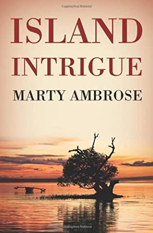 book cover of Island Intrigue