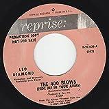 45vinylrecord The 400 Blows/La Dolce Vita (7