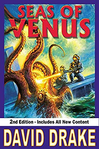 book cover of Seas of Venus, Second Edition
