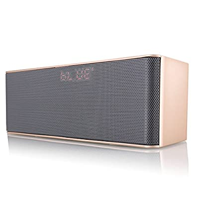 Portable Bluetooth speakers Bekhic 360 Degrees 5.1 Channel Wireless Bluetooth 4.0 Speaker & FM & Home Streaming Audio Systerms