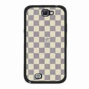 Fit Samsung Galaxy Note2 Funda Louis And Vuitton Phone Funda Famous Brand Phone Funda LV Phone Funda MK24