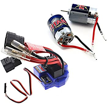 evx esc wiring diagram caravan esc wiring diagram amazon.com: traxxas 3019r evx-2 waterproof esc with low ... #9