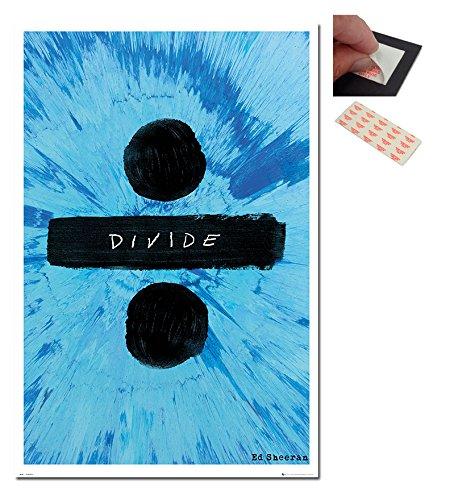 Ed Sheeran Divide Poster