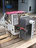 GE AKR-10D-50H 1600 Amp Breaker Micro Versa Trip PM A216LSGM 1200 Amp RP