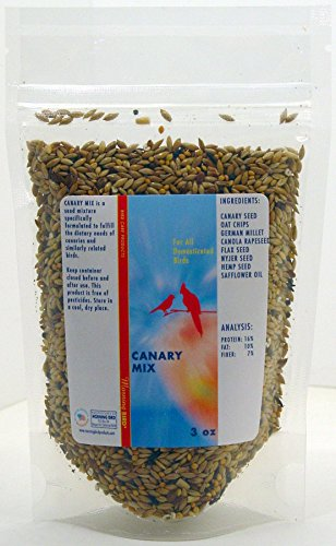 (Morning Bird Canary Mix (3 oz))