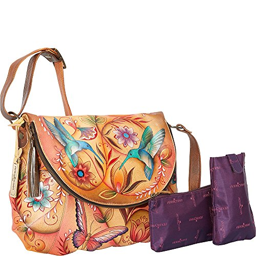 ANUSCHKA Bagage cabine, Japanese Garden (multicolore) - 482-JPG