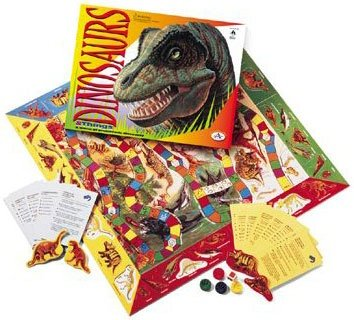 Dinosaurs and Things Board Game