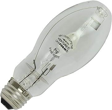 Venture 99584 Mh150w U Ps 4k Med Base 150 Watt Metal Halide Light Bulb Amazon Com