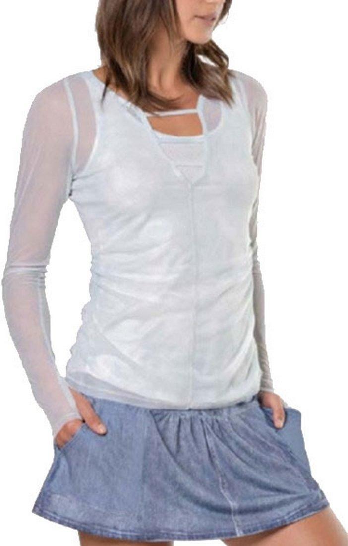 Lucky in Love Medium Denim Pocket Skirt-Medium-Medium Denim