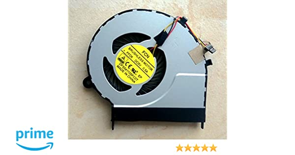 SZYJT nuevo ventilador de CPU para toshiba Satellite L50-B L50D-B ...