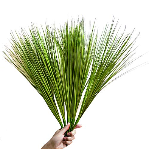 WsCrafts 6Pcs Artificial Onion Grass - 22