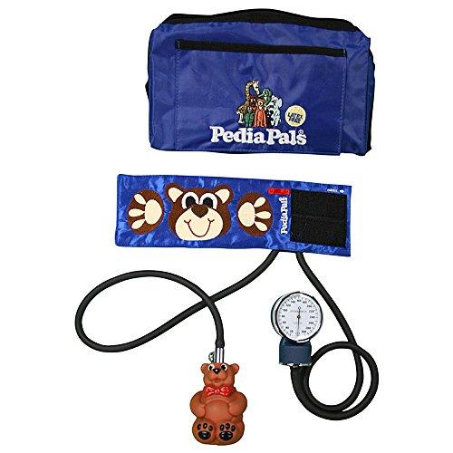 Pedia Pals Infant Size Benjamin Bear Blood Pressure Kit With Carrying (Pedia Pals Benjamin Bear)