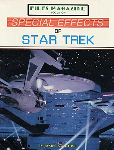 Files Magazine focus on Special Effects of Star Trek by James Van Hise