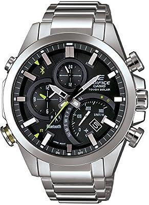 CASIO Men's Watch EDIFICE BLUETOOTH SMART corresponding EQB-500D-1AJF