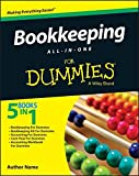 img - for Bookkeeping All-In-One For Dummies book / textbook / text book