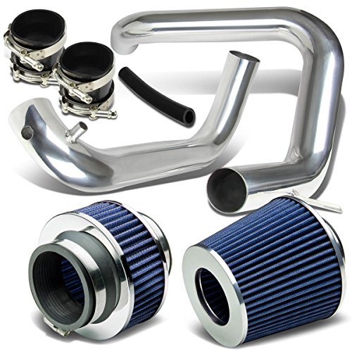 num Cold Air Intake System+Bypass Valve Filter (6.3