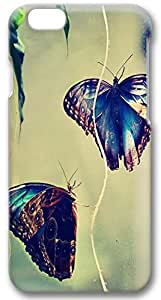 Custom Iphone 6 Case,Butterfly 3D Iphone 6 Cases