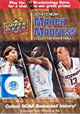 2014/15 Upper Deck March Madness Factory Sealed Retail Box with 12 Packs ! Includes TWO(2) BRACKETOLOGY Game Cards! Look for Cards and Autographs of NCAA legends including Michael Jordan & Many More!