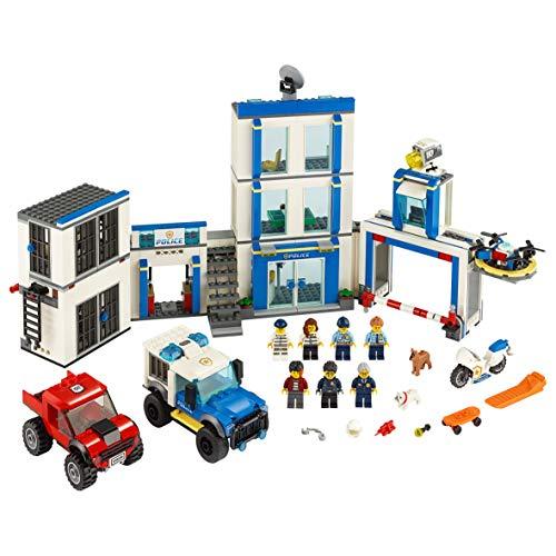 LEGOCity60246PoliceStationBuildingLightandSoundBricks