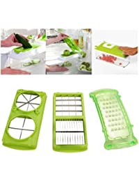 CheckOut 10-in-1 Multi Function Vegetable Cutting Kitchen Knives opportunity