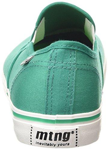 MTNG Attitude sportschuhe - Sneakers CANVAS FINO VERDE