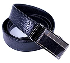 These are the new product launched recently featuring TOP GRAIN leather and premium quality ratchet buckles. Qualify product and fashionable design with full one year warranty. Don't forget to pickup a few swappable buckles at our website to ...