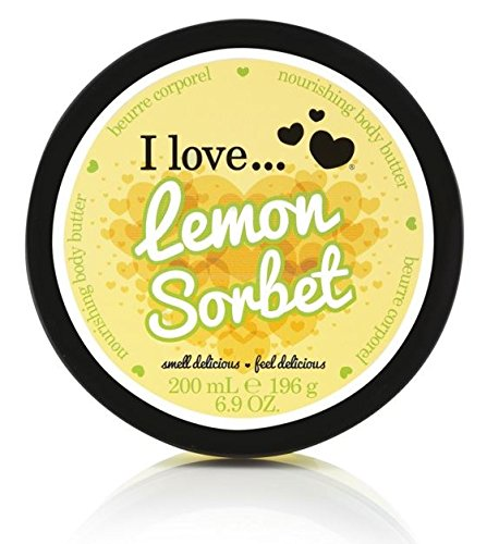 I Love… Lemon Sorbet Nourishing Body Butter 200ml for $<!--$15.49-->