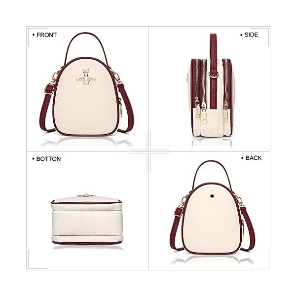 558704a952 SiMYEER Small Crossbody Bags Shoulder Bag for Women Stylish Ladies  Messenger Bags Purse and Handbags