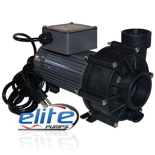 Elite 800 Series 4600 GPH External Pond Pump with Sequence 750 Priming Pot ()