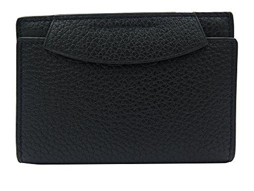 Tom Ford Black Leather Card - Ford For Men Wallets Tom