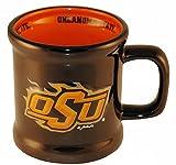 NCAA Oklahoma State Cowboys Ceramic Relief Logo Mug