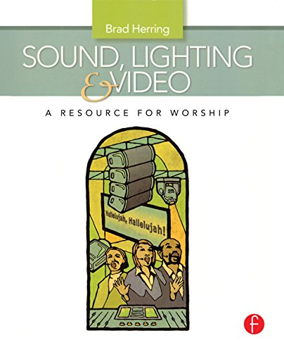 Digital Equalizer Processing (Sound, Lighting and Video: A Resource for Worship)