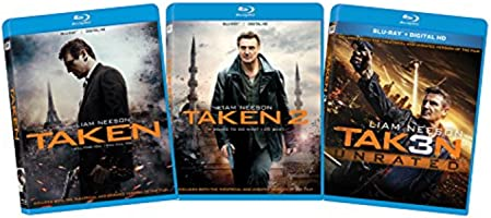 Taken 1-3 Bundle [Blu-ray]