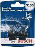 Bosch Automotive 3156LL Light Bulb, 2 Pack