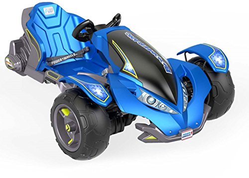 Buy power wheels for rough terrain