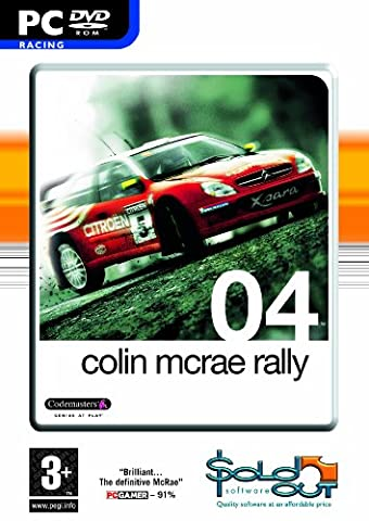 Colin McRae Rally 04 (Peugeot 206 Computer)
